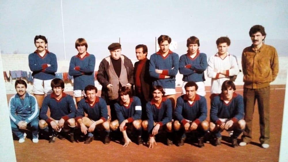 Vecchie glorie del Ravanusa calcio, organizzato raduno