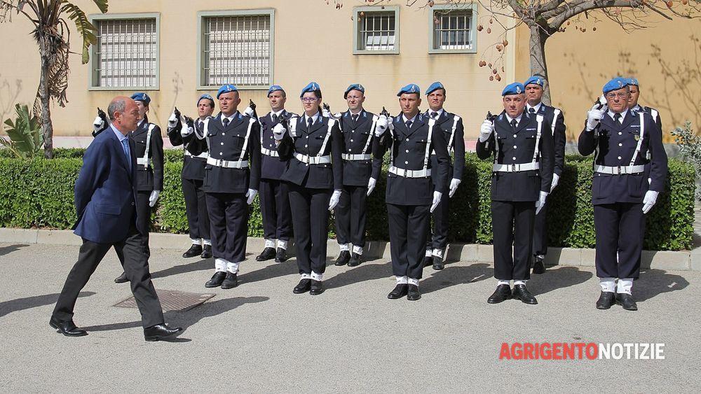 Agrigento celebrata la 198esima festa della polizia - Foto della polizia citazioni ...