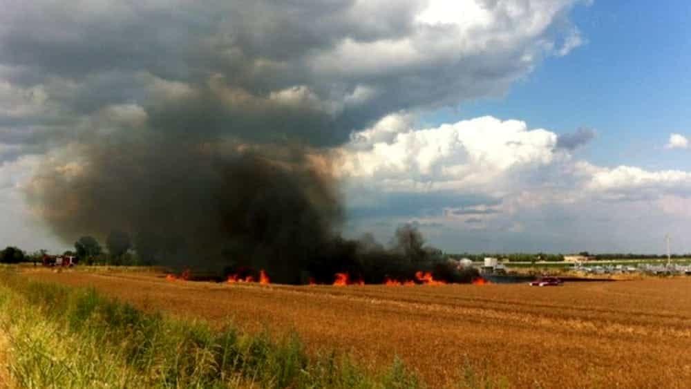 Incendio a coop antimafia, la solidarietà di Confcooperative Sicilia