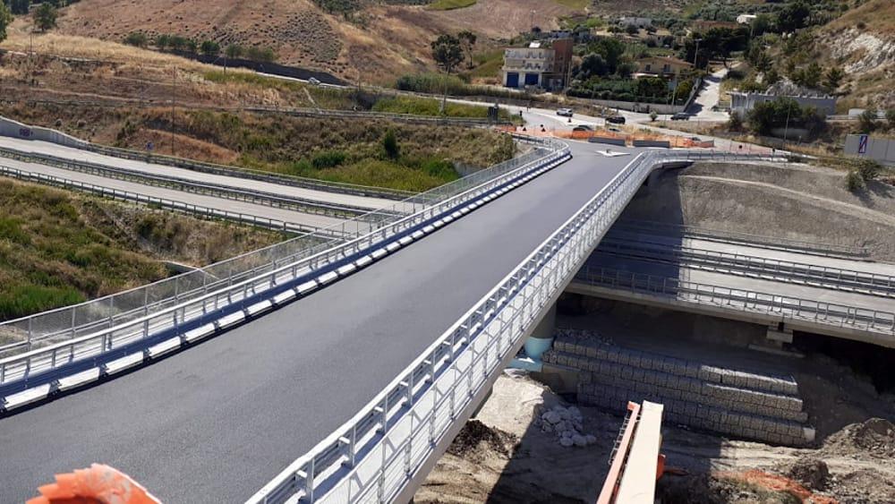 E' la fine di un incubo, completati i lavori al viadotto Petrusa: via alla riapertura