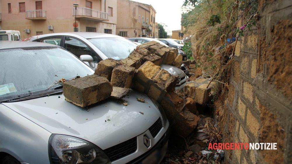 Maltempo allagamenti e danni ad agrigento allerta meteo for Meteo palma di montechiaro