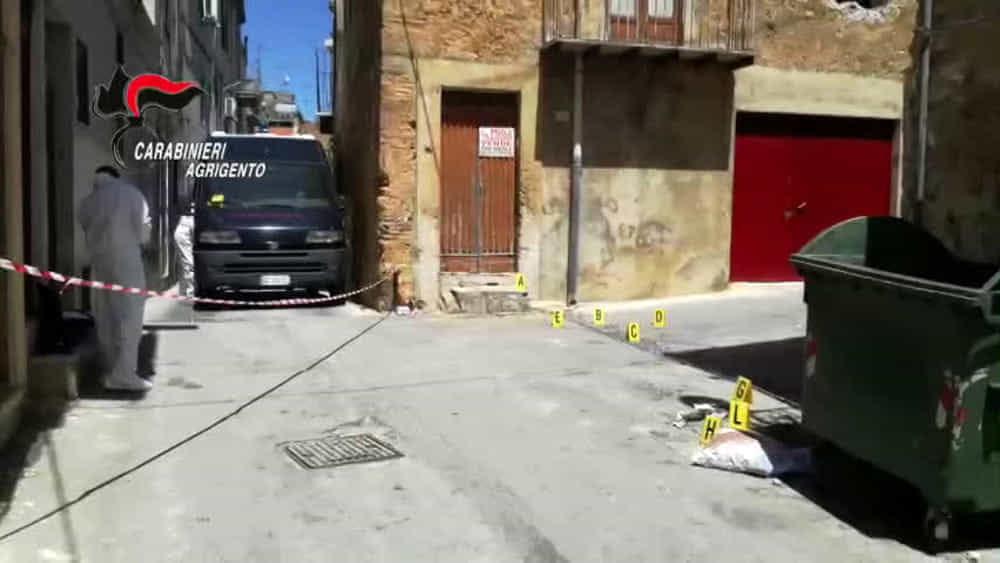 Risultati immagini per omicidio pinau costantin