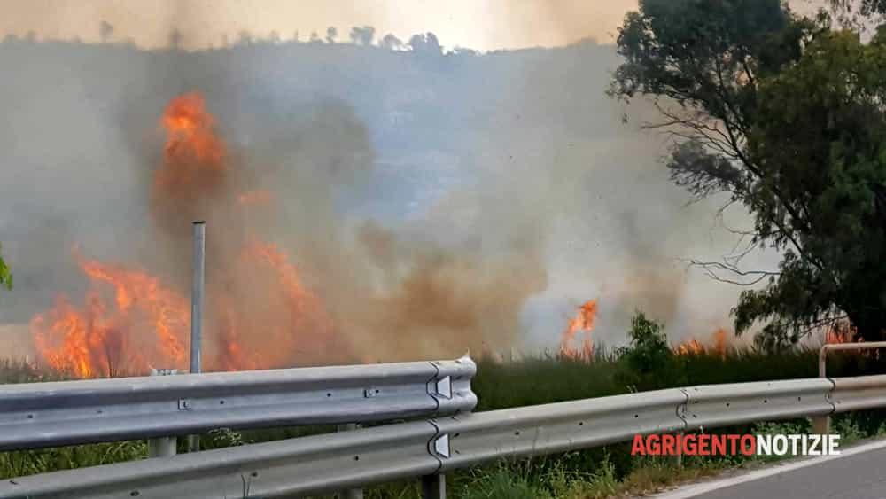 Temperature in aumento e forti venti: è allerta rossa per gli incendi
