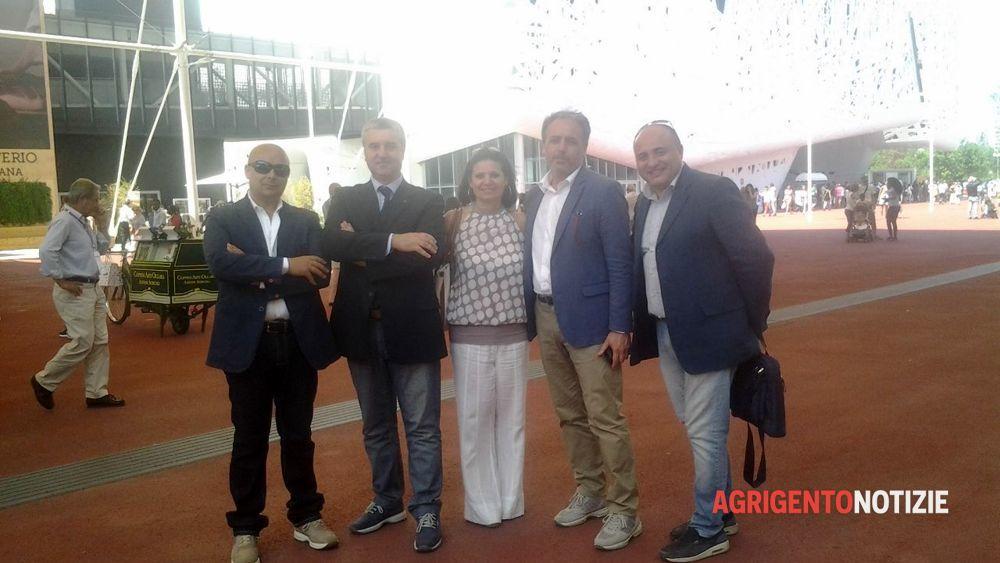 """Architetti agrigentini a """"Expo Milano 2015"""""""