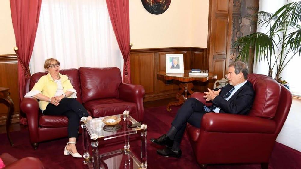 Immigrazione e Ati, il prefetto Cocciufa incontra presidente Musumeci